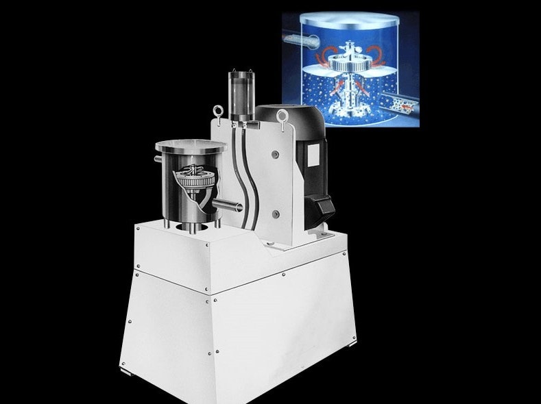 Continuous Flow Mill
