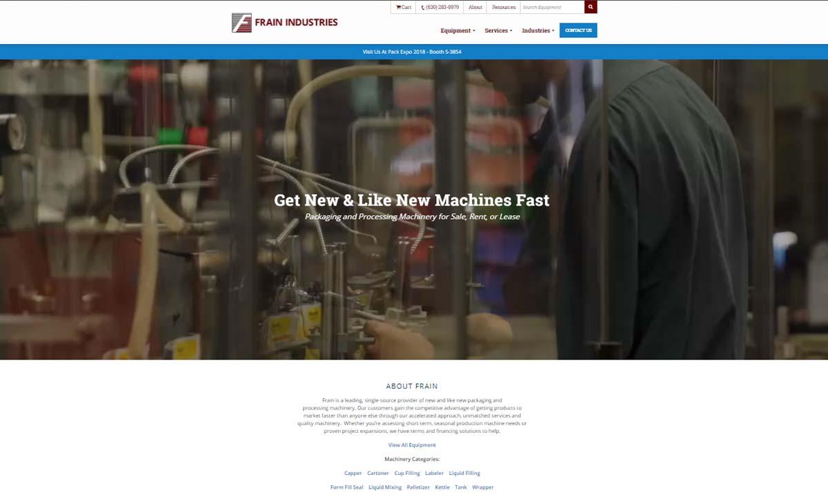 Frain Industries, Inc.