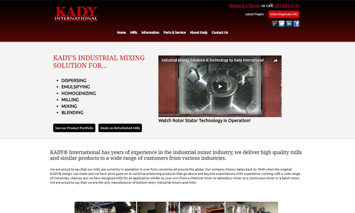 KADY International