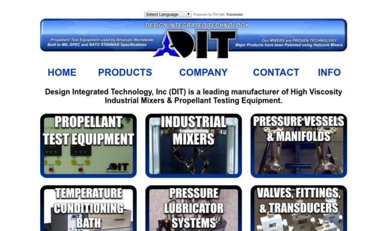 Design Integrated Technology, Inc.
