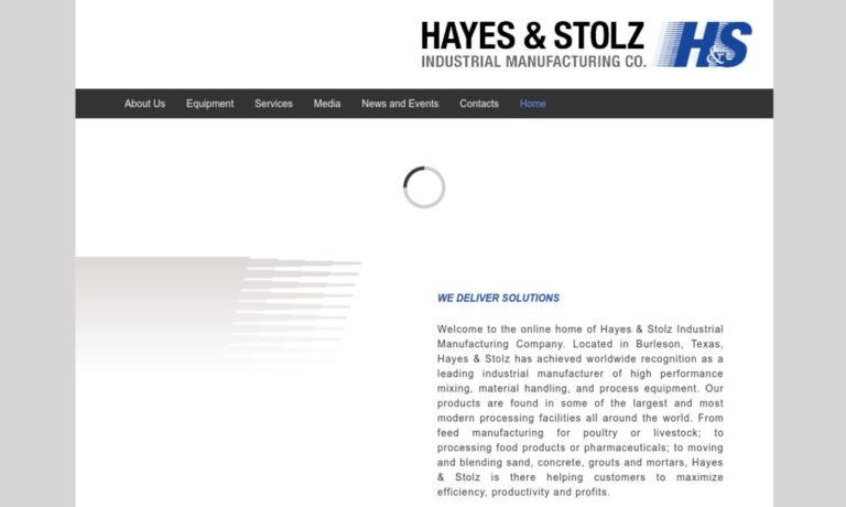 Hayes & Stolz Industrial Mfg. Co., Inc.