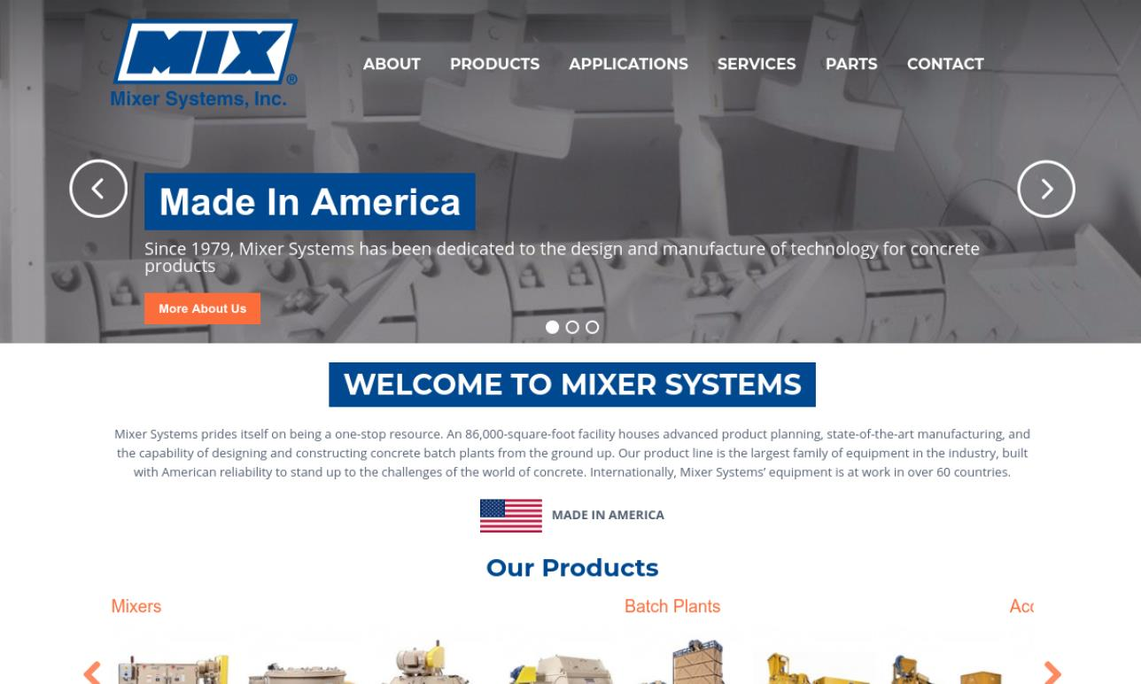 Mixer Systems, Inc./Dustmaster Enviro Systems