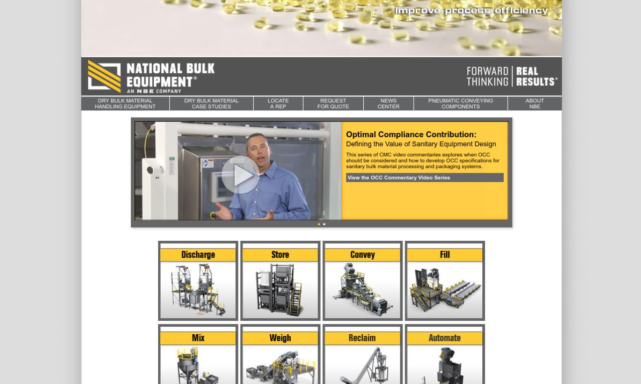 National Bulk Equipment, Inc.
