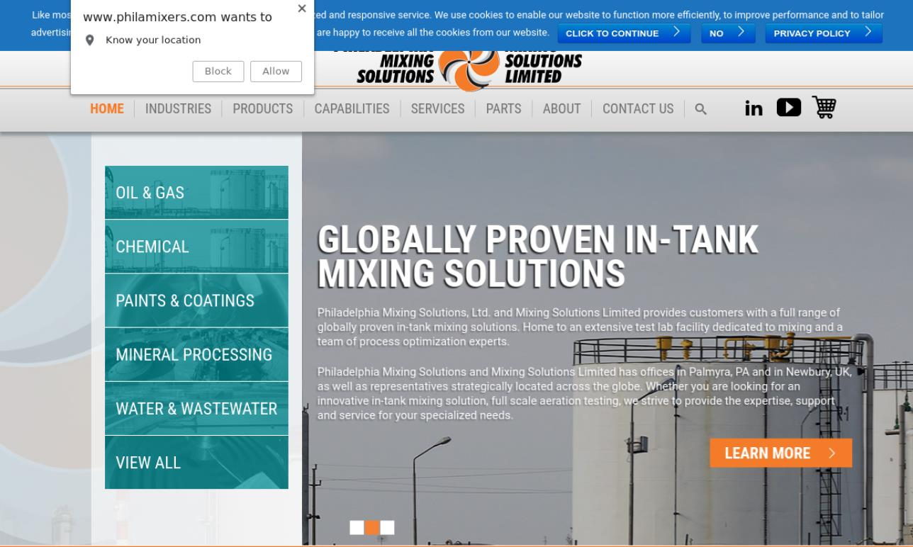 Philadelphia Mixing Solutions, Ltd.