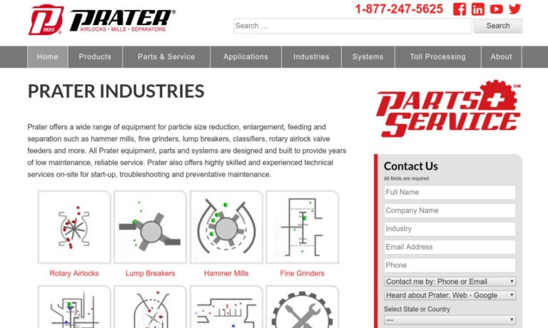 Prater Industries