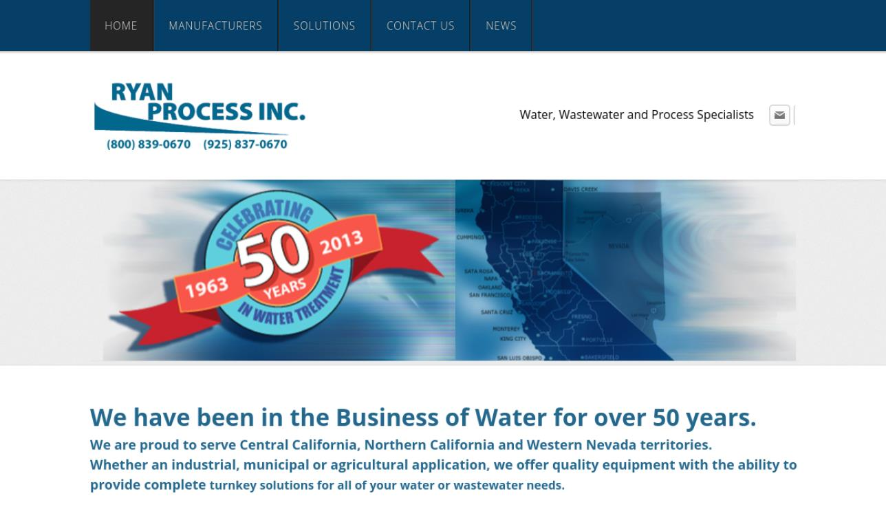 Ryan Process Inc.