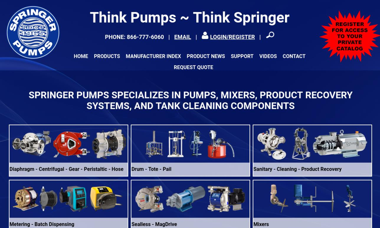 Springer Pumps, LLC