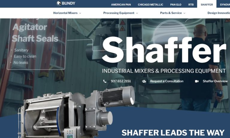 Shaffer Manufacturing - A Bundy Company